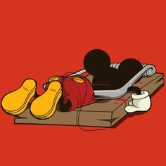 Mouse Trap!                                                                                                                                           ~Disney Gone Mad~