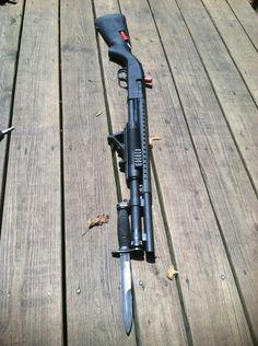 Combat Shotgun, Tactical Shotgun, Combat Gear, Tactical Equipment, Military Guns, Camping Survival, Guns And Ammo, Self Defense, Firearms
