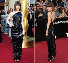 Oscars 2012 red carpet: The best and worst dresses in pictures | The Sun |Showbiz|Film|Oscars