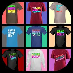 Find these Music Shirts at La La Land Shirts.