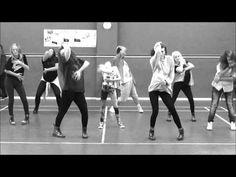 Choreographed By Chris Clark @ Skyline Studios