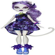 monster high dolls at DuckDuckGo Frozen Disney Anna, Disney Princess, Corpse Flower Bloom, Bow Choker, Purple Lily, Night Flowers, Monster Face, Loch Ness Monster, Lavender Hair