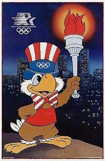 Sam the Eagle - Los Angeles 1984