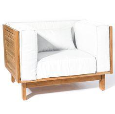 Skanör Lounge Chair från Skargaarden