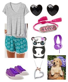 """""""Animals are quite nice"""" by a-younglove on Polyvore featuring art"""