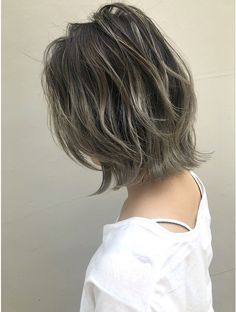 Japanese Hairstyle, Hair Looks, Salons, Short Hair Styles, Hair Cuts, Hair Color, Hair Beauty, My Style, Makeup