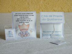 Modelos de Convites para Chá de Bebê.