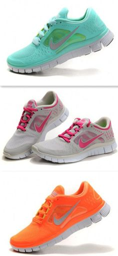 6e820d289509 Nike Free Run 3 Granite Fireberry Sail Fireberry