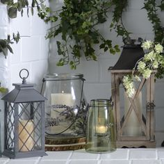 Transform any space into a relaxing oasis with our candle lanterns. Light up your home or backyard without the distracting wires.