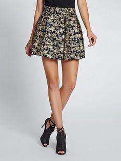 Women's Animal Print Circle Skirts