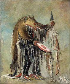 MedicineMan.Catlin - Blackfoot Confederacy - Wikipedia, the free encyclopedia