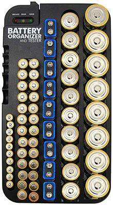 Top 10 Best Battery Organizers In 2021 Reviews Amaperfect Organization Battery Storage Battery