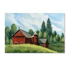 Artist Canvas, Canvas Art, Farmhouse Paintings, Entry Doors, Art Reproductions, Modern Rustic, Landscape Paintings, Art Pieces, Barn