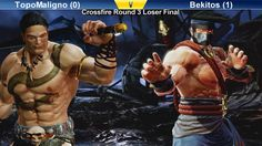 Crossfire Round 3 Killer Instinct Loser Final - TopoMaligno (General RAA...