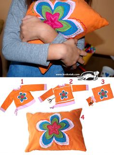 Kids' T-Shirt PILLOW