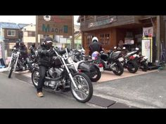 2010 Joints Custom Motorcycle Show ジョインツ カスタムショー 名古屋 - YouTube