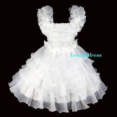 NEW Toddles Flower Girl Wedding Pageant Party Dress Children Pink SZ 3-4T E1747 | eBay