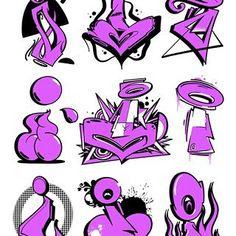 Breakdance © Favorite one? Wie Zeichnet Man Graffiti, Graffiti Words, Graffiti Tagging, Graffiti Drawing, Street Art Graffiti, Graffiti Artists, Graffiti Designs, Graffiti Alphabet Styles, Graffiti Lettering Alphabet