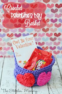 20 Free Crochet Patterns for Valentine's Day! – The Crochet Dude