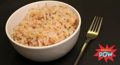 Protein Low-Carb Rice › Protein Pow