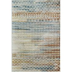 Polypropylene Rugs, Carpet Stains, Accent Rugs, Amelie, Diamond Pattern, Modern Rugs, Abstract Pattern, Blue Area Rugs, Geometric Shapes