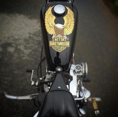 Custom Paintjob Inspirations | Bobber & Chopper Motorcycles | Old school vintage style bike art & apparel