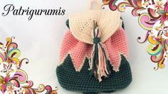 Mochila en Crochet - DIY