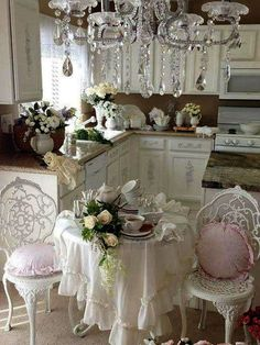 Stunning 50 Shabby Chic Cottage Interior Design Inspiration