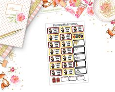 Items similar to Harry Potter Universal countdown planner stickers on Etsy Harry Potter Stickers, Personal Planners, Harry Potter Universal, Travelers Notebook, Filofax, Planner Stickers, How To Plan, Holiday Decor, Unique Jewelry