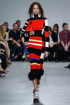See the complete Proenza Schouler Spring 2017 Ready-to-Wear collection.