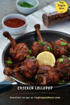 Chicken Appetizers, Chicken Recipes, Fried Chicken Drumsticks, Chicken Wings, Chicken Pop, Starter Dishes, Snack Recipes, Cooking Recipes, Snacks