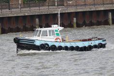 Tug/workboat 'Badger'