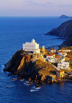 Psarra island, Greece
