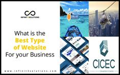 We will shed light on the different types of websites in order to assist you in choosing the best type of website for your business. Website Structure, Types Of Websites, Workshop, Shed, Web Design, Good Things, Marketing, Business, Atelier
