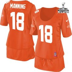 Hot sale Buy Broncos NFL Nike Peyton Manning Orange Breast Cancer Awareness  Women s Limited  18 955f4857b