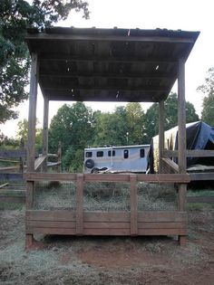 LARGE SQUARE BALE FEEDER - Google Search