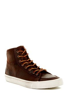 Frye Miller High Lace-Up Sneaker