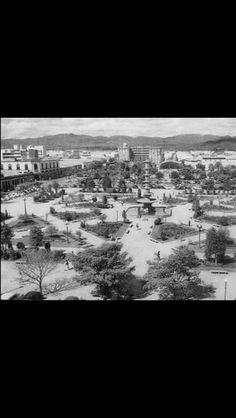 Antiguo Parque Central, Guatemala