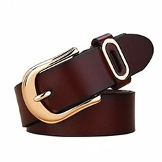 2015 New Fashion Style Best Quality Ms pure cowhide leather belt, leisure belt restoring ancient ways belts for men or women 01