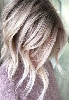 22 Sexiest Tousled Ash Blonde Hair Color Ideas in 2018