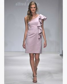 """See the """"Short Blush Bridesmaid Dress"""" in our  gallery"""