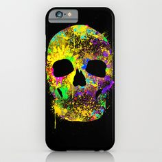 Awesome Iphone6 case and others !   http://society6.com/product/death-can-be-cool-too_iphone-case#52=377