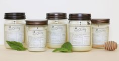 It's Honey & Basil candle party!! We invited a few of our favorite scents. Check out www.honeyandbasil.com to see everything we have to offer!  #honeyandbasil #candles #honey #basil #home #blog