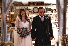 A truly unique, intimate & secret wedding venue in Scotland. St Mary's converted church home in the West Scottish Highlands is a hidden destination venue with bespoke cabin for creative & adventurous couples to elope & escape. Space Wedding, Scottish Highlands, Glamping, Bespoke, Scotland, Wedding Venues, Cabin, Couples, Wedding Dresses