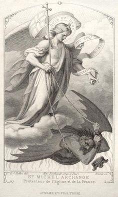 """""""O demônio é como um cão raivoso acorrentado: além dos limites da corrente ele não pode atacar ninguém. Fique, portanto, longe dele. Se você se aproxima, você se deixa agarrar! """" (Santo Padre Pio de Pietrelcina)"""