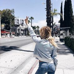 @zorannah playing on Melrose in our Tyler Flares in Altair