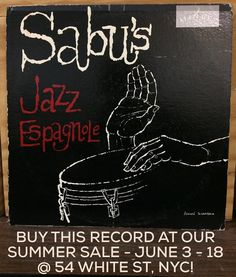 The sale starts tomorrow at 11am! We have lots of Latin and Jazz record for you to check out! #arcsale17 #recordsale #sabumartinez #latinmusic #latinjazz #cubop #jazzvinyl #latinvinyl#vinylsale #vinylforsale #cheapvinyl #cheaprecords #rarevinyl #vinyl #vinyladdict #vinyljunkie #cdsale #cdsforsale #cheapcds