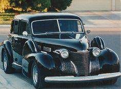 1940 Cadillac 60 Special Imperial Sedan