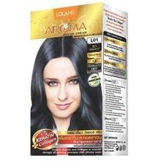 Lolane Aroma hair Color Cream Aroma Natura Black L01 60g. >>> Find out more about the great product at the image link.
