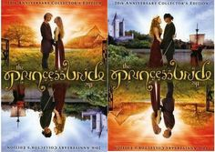 Princess Bride cover side by side